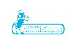 logo chamshake - Incubateur
