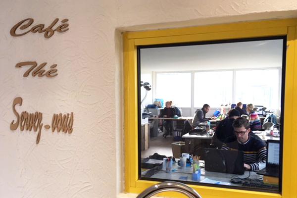 600 rev - InnoVales: les nouveaux locaux du LAB en images