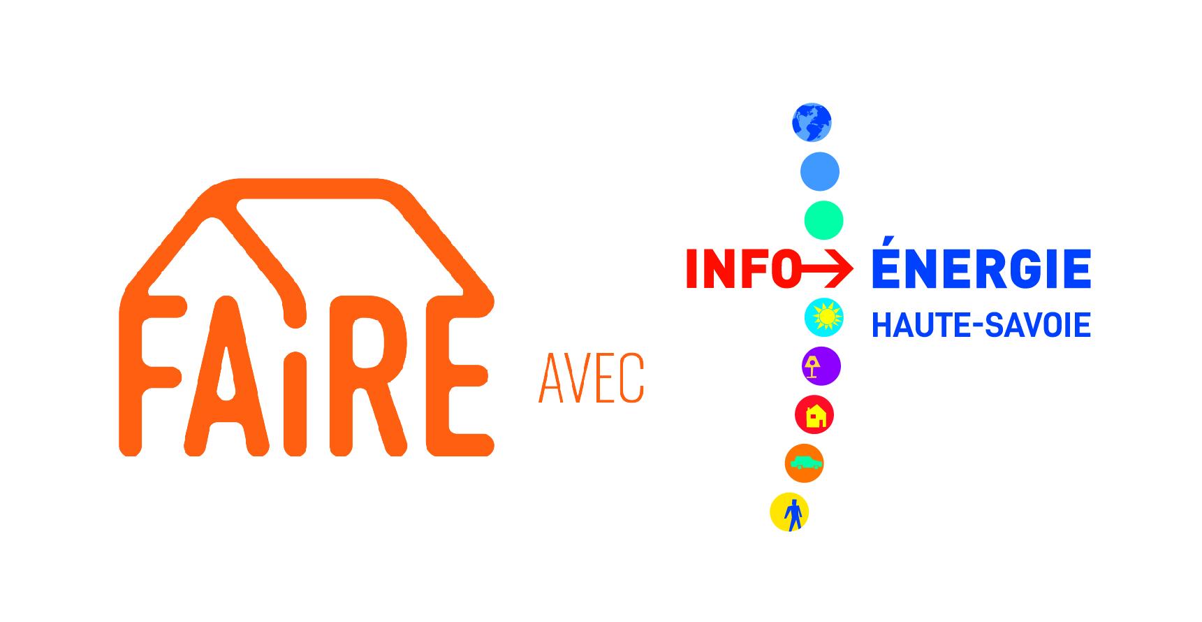 FAIRE EIE Haute Savoie CMJN 01 - Info-Energie Haute-Savoie - Travaux à 1€, un conseiller répond à vos questions!