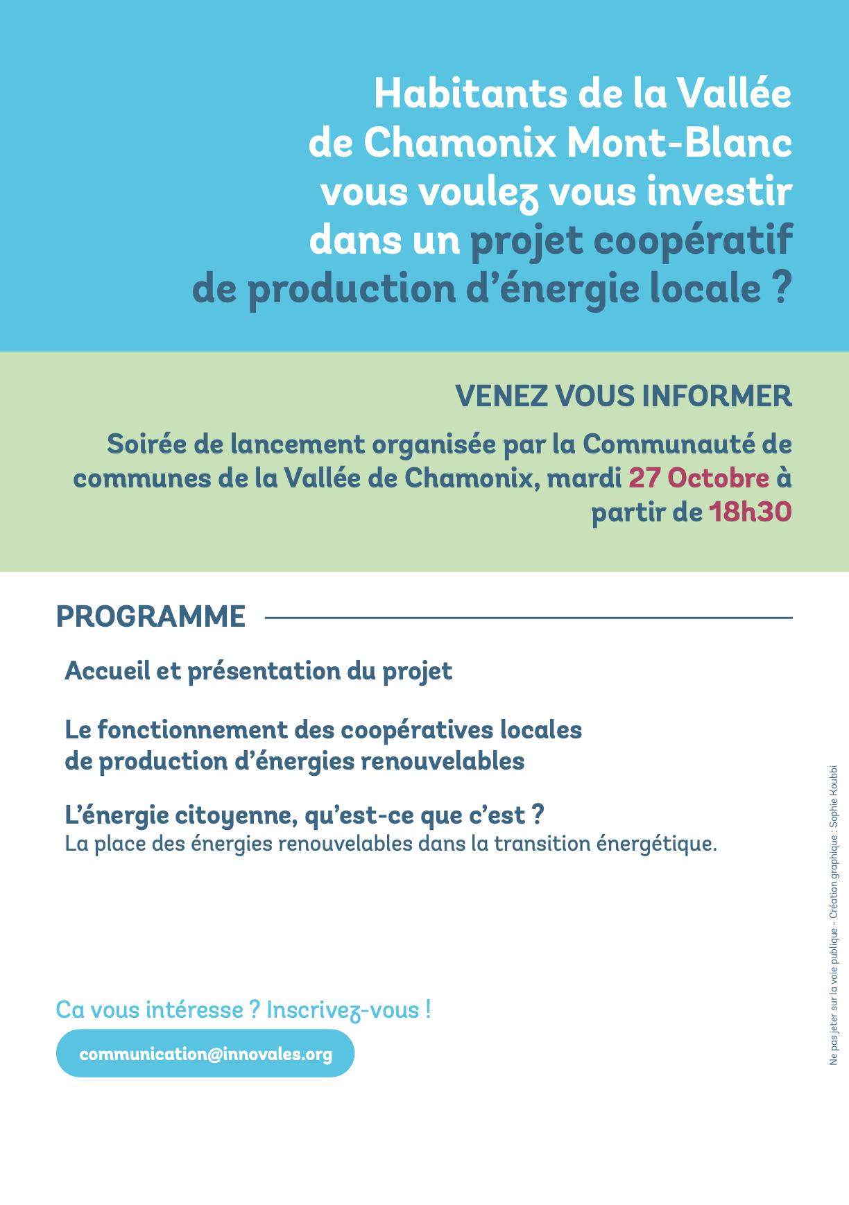Capture decran 2020 10 12 a 16.01.47 - Réunion d'information: Lancement d'une coopérative citoyenne dans la Vallée de Chamonix