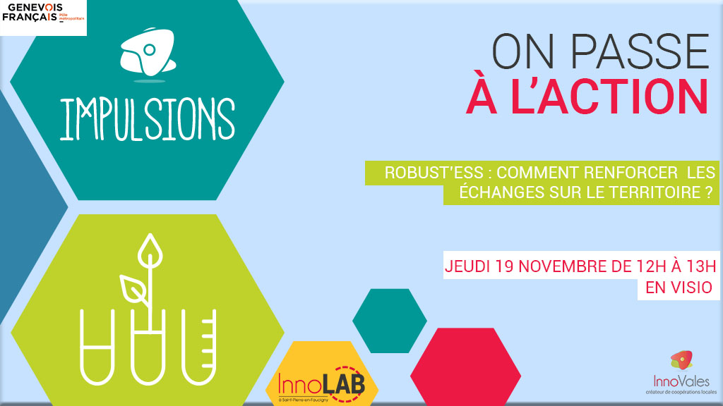visuel 19 novembre - Atelier la Place du Village 2.0 #7 : Robust'ESS, renforcer les échanges locaux
